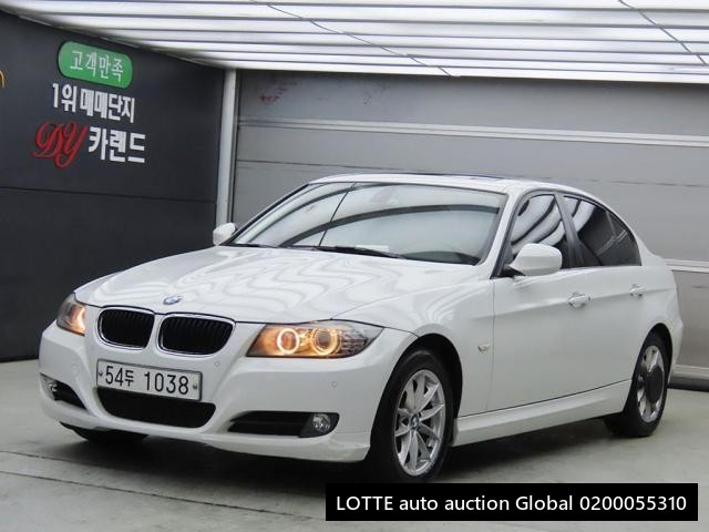 2011 BMW 3 SERIES (Left Hand Drive)