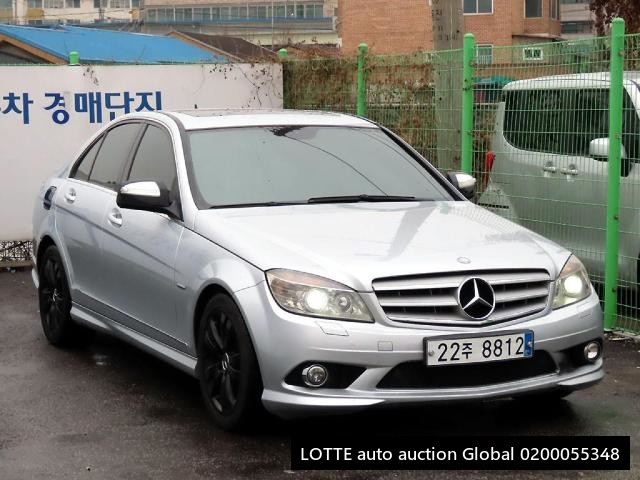 2008 MERCEDES BENZ  (Left Hand Drive)