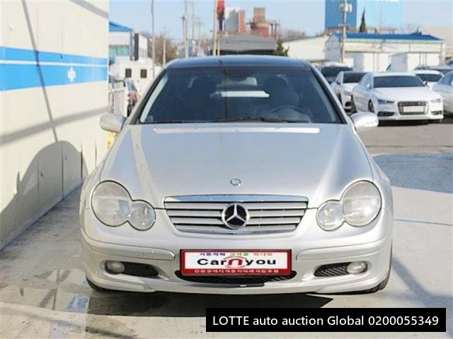 2003 MERCEDES BENZ  (Left Hand Drive)