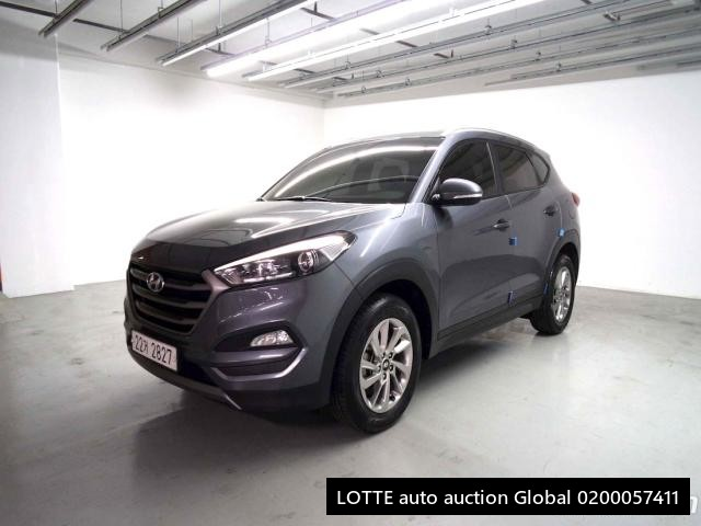 2016 HYUNDAI ALL NEW TUCSON (Left Hand Drive)