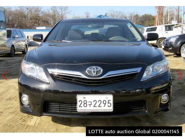2011 TOYOTA CAMRY HYBRID (Left Hand Drive)