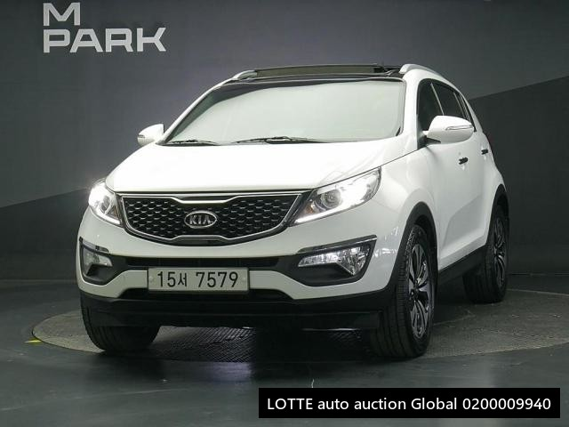 Kia Used Cars >> 2012 Kia Sportage R Ref No 0200009940 Used Cars For Sale