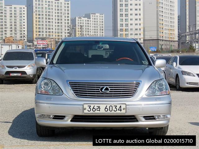 2004 LEXUS LS430 - LS430 | Ref No 0200015710 | Used Cars for