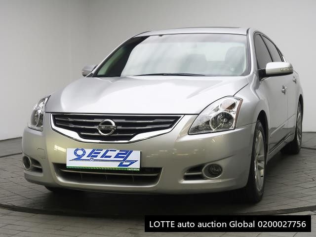 2011 NISSAN ALTIMA (Left Hand Drive)