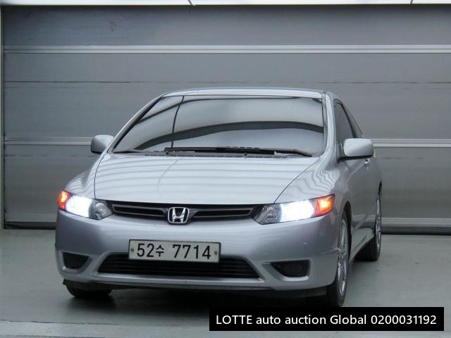 2006 HONDA CIVIC (Left Hand Drive)