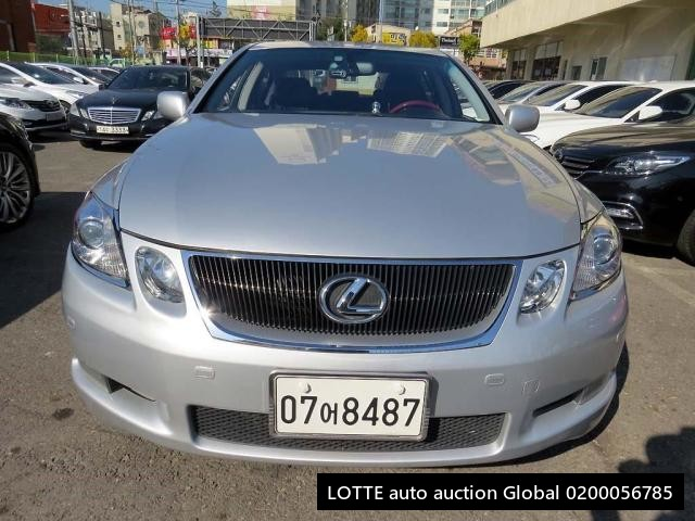 2006 LEXUS GS430 (Left Hand Drive)
