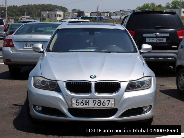 2011 BMW  (Left Hand Drive)