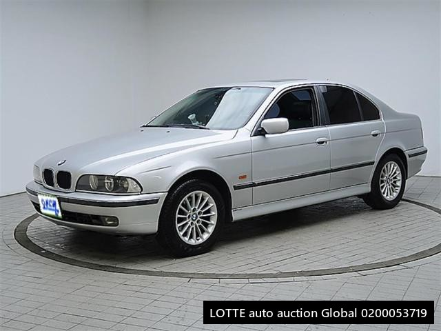 2000 BMW 5 SERIES (Left Hand Drive)