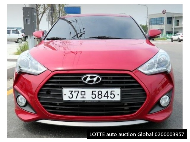 2014 Hyundai Veloster Turbo Ref No 0200003957 Used Cars For Sale