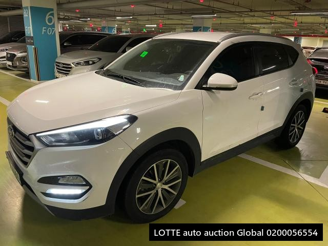 2017 HYUNDAI ALL NEW TUCSON (Left Hand Drive)